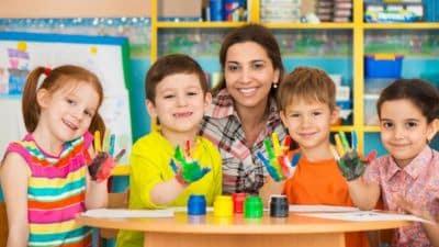 Técnico Laboral en Atención a la Primera Infancia