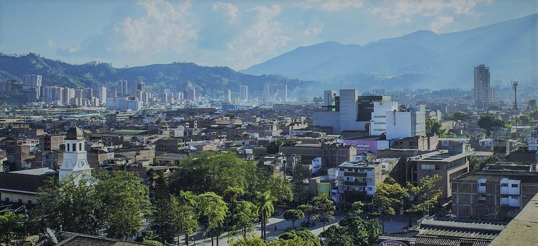 Panoramica de itagui
